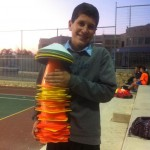 So many cones...
