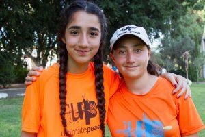 Camp 2016 New Friends