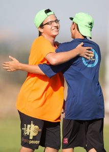 Camp 2016 Hugs