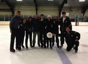 UP CIT Tour 2014 Ice Skating