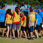 Camp 2014 Team Cheer